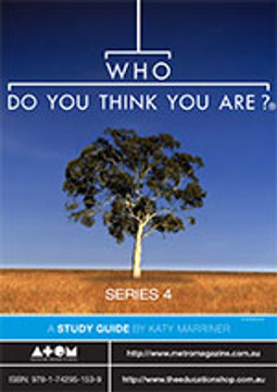 Who Do You Think You Are? Series 4