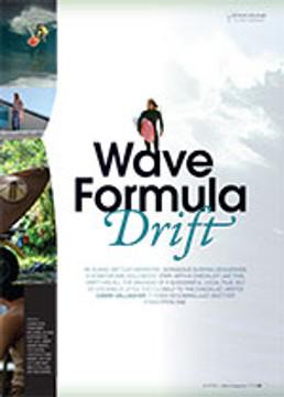 Wave Formula: <em>Drift</em>