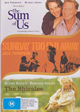 Sum of Us, The / Sunday Too Far Away / The Shiralee