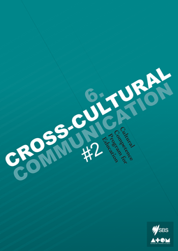 Cultural Competence Program - Modules 5 & 6: Cross-cultural Communication (3-Day Rental)