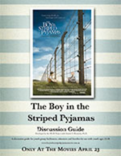 Boy in the Striped Pyjamas, The (Study Guide)