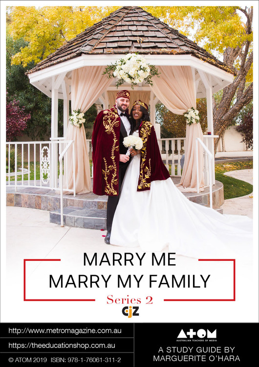 Marry Me, Marry My Family - Series 2 (ATOM Study Guide)