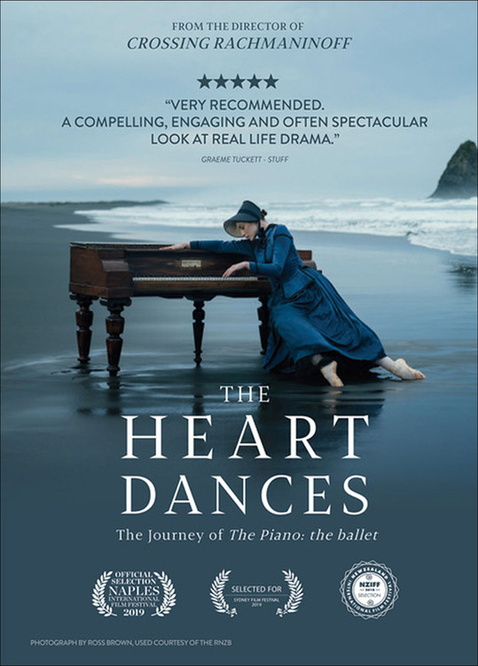 Heart Dances: The Journey of 'The Piano: The Ballet', The (7-Day Rental)