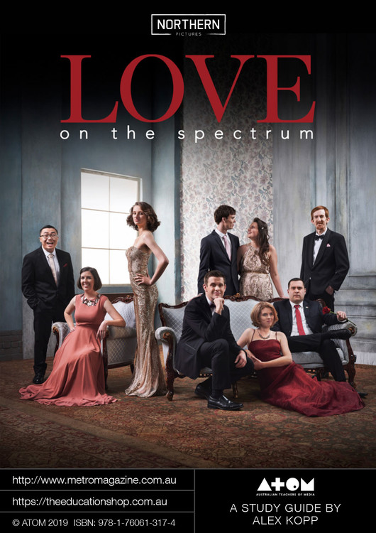 Love on the Spectrum - Series 1 (ATOM Study Guide)