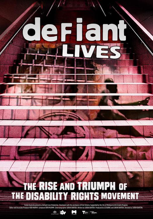 Defiant Lives (7-Day Rental)