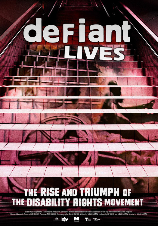 Defiant Lives (1-Year Rental)