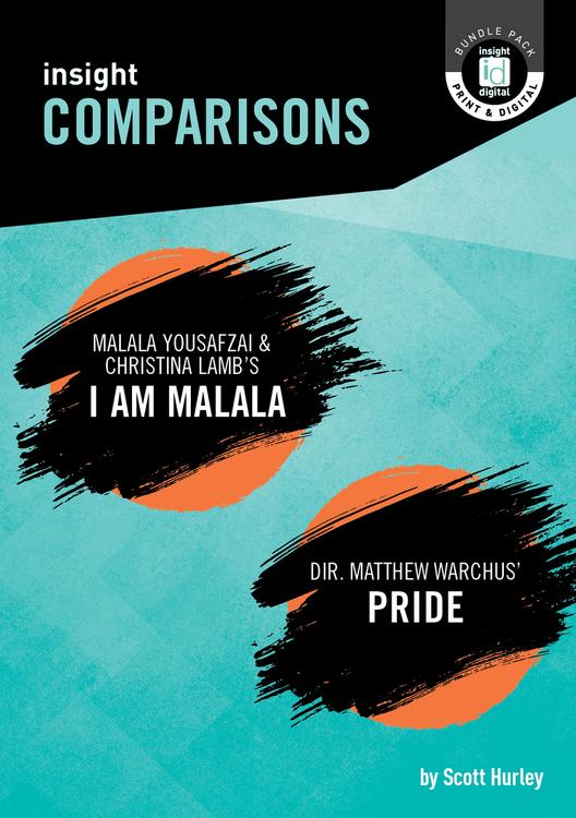 Insight Comparisons: I Am Malala / Pride (Print + Digital)