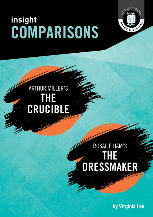 Insight Comparisons: The Crucible / The Dressmaker (Print + Digital)