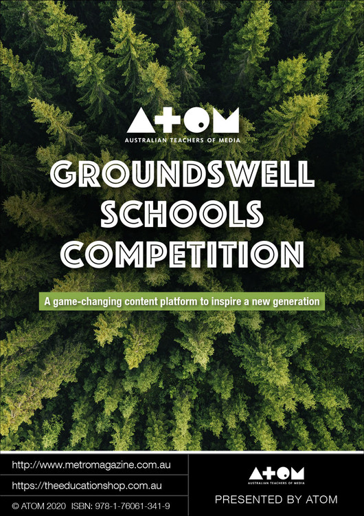 ATOM Groundswell Schools Competition (Education Kit)