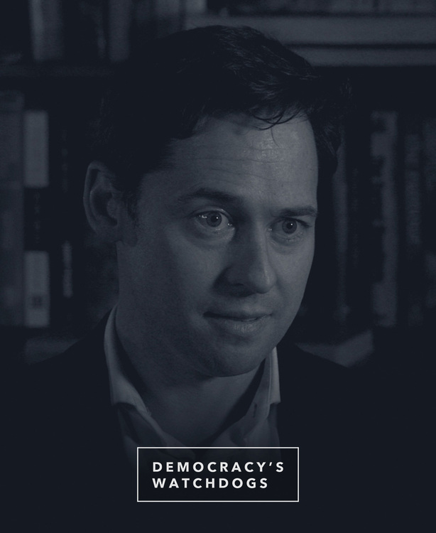 Democracy's Watchdogs: Nick McKenzie (30-Day Rental)