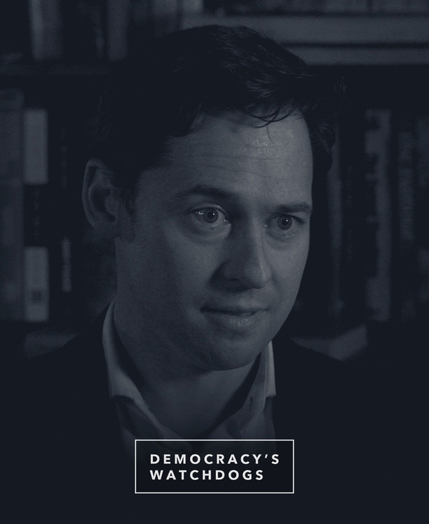 Democracy's Watchdogs: Nick McKenzie (Lifetime Access)