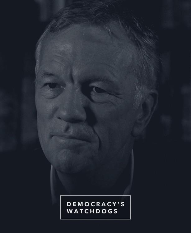 Democracy's Watchdogs: Andrew Rule (30-Day Rental)