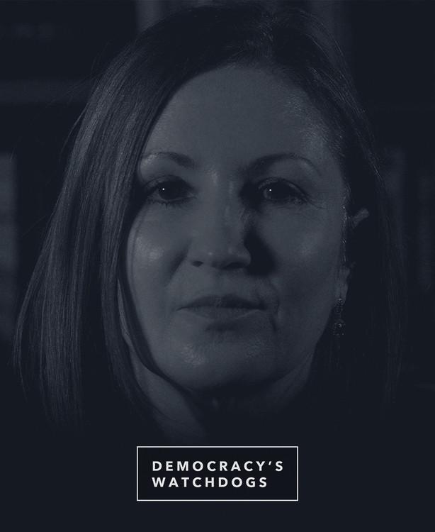 Democracy's Watchdogs: Adele Ferguson (1-Year Rental)