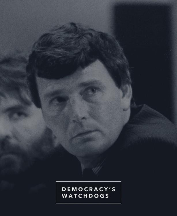 Democracy's Watchdogs: David Wilson (Lifetime Access)