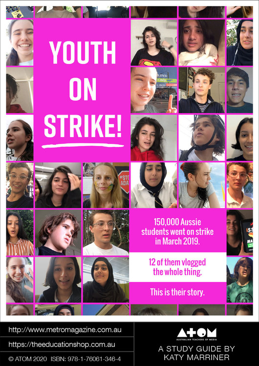 Youth on Strike! (ATOM Study Guide)