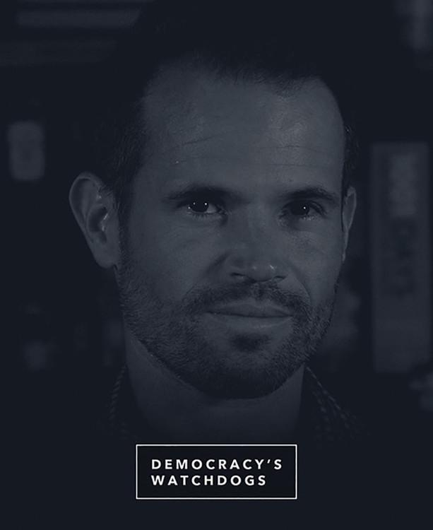 Democracy's Watchdogs: Richard Baker (7-Day Rental)