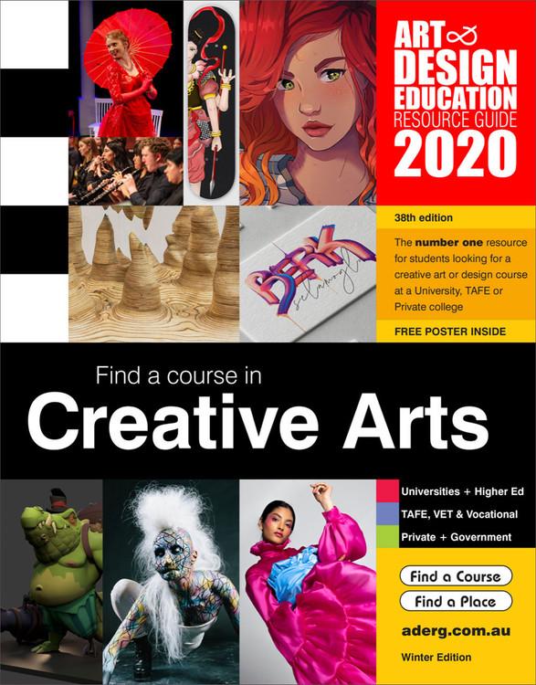 Art & Design Education Resource Guide (ADERG) 2020