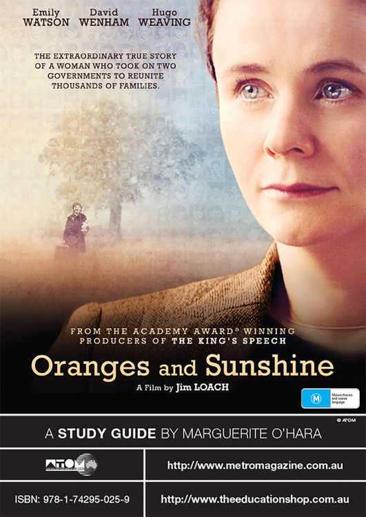Oranges and Sunshine (ATOM Study Guide)