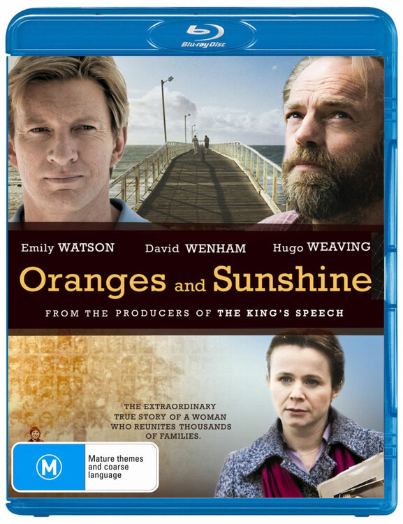 Oranges and Sunshine (Blu-ray)