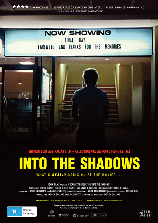 Into the Shadows (30-Day Rental)