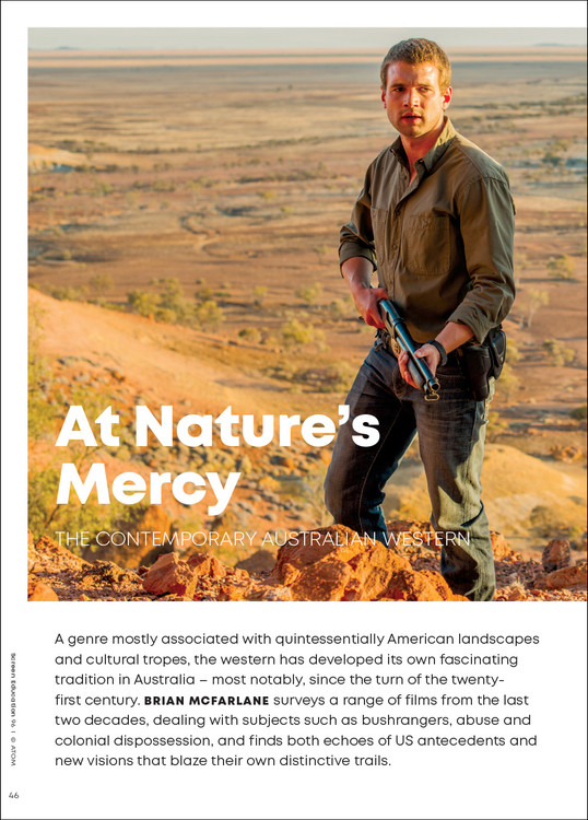 At Nature's Mercy: The Contemporary Australian Western