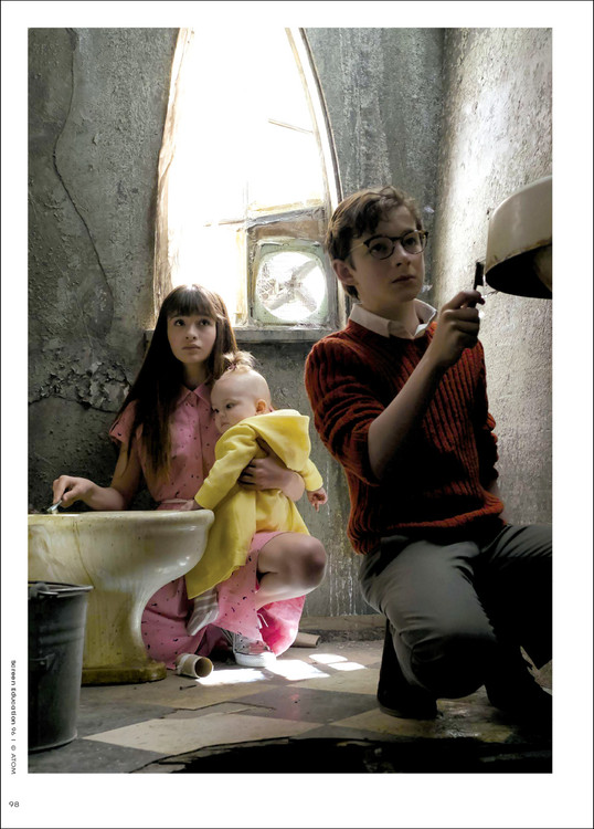 Fierce Fidelity and Careful Transformation: Adapting Lemony Snicket's 'A Series of Unfortunate Events' for Netflix