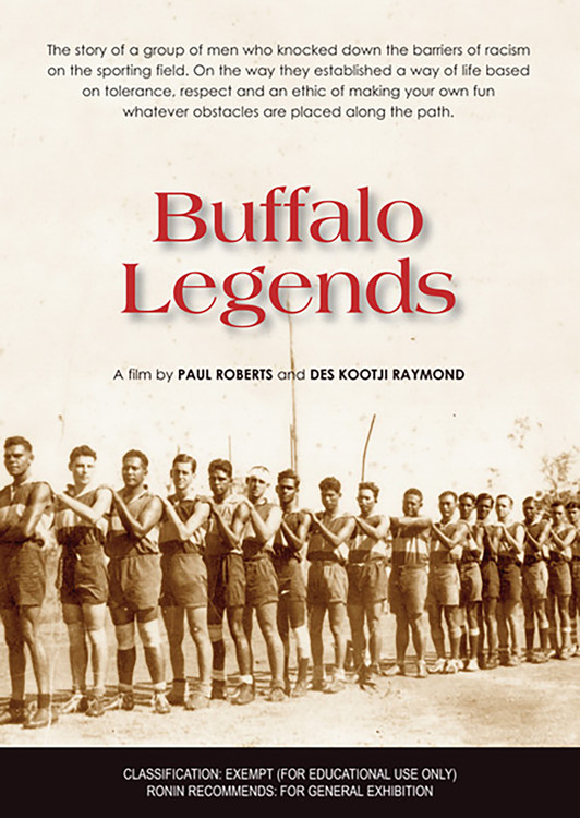 Buffalo Legends