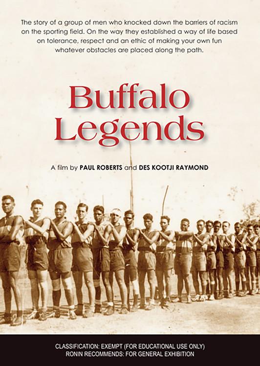 Buffalo Legends (7-Day Rental)