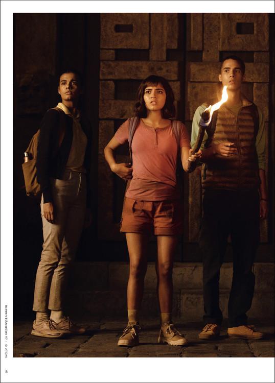 Hidden Treasures: Adolescent Adventures in 'Dora and the Lost City of Gold'