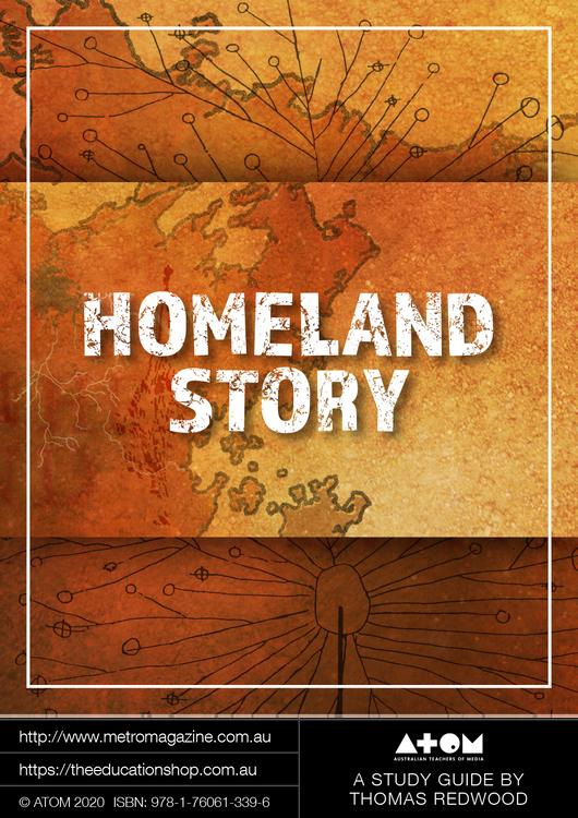 Homeland Story (ATOM Study Guide)