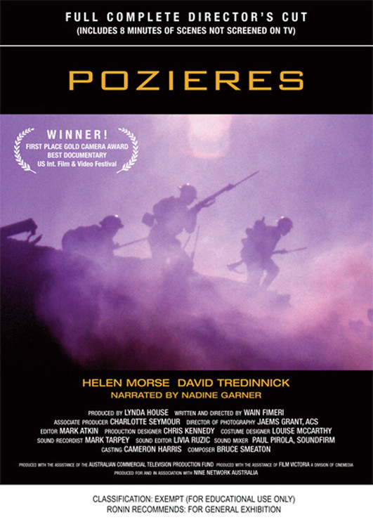 Pozieres (1-Year Rental)