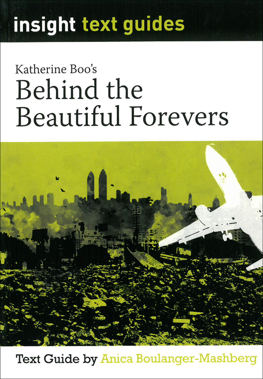 Behind the Beautiful Forevers (Text Guide)