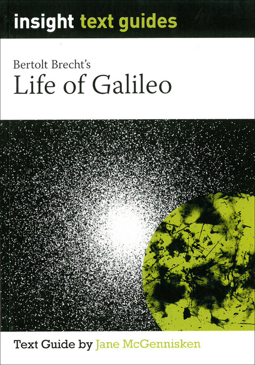 Life of Galileo (Text Guide)