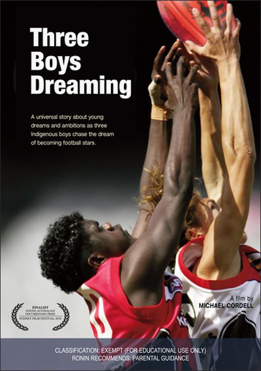 Three Boys Dreaming (7-Day Rental)