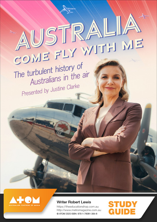 Australia Come Fly With Me  (ATOM Study Guide)