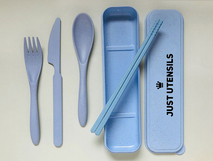 Just Utensils - Reusable Personal Cutlery Set