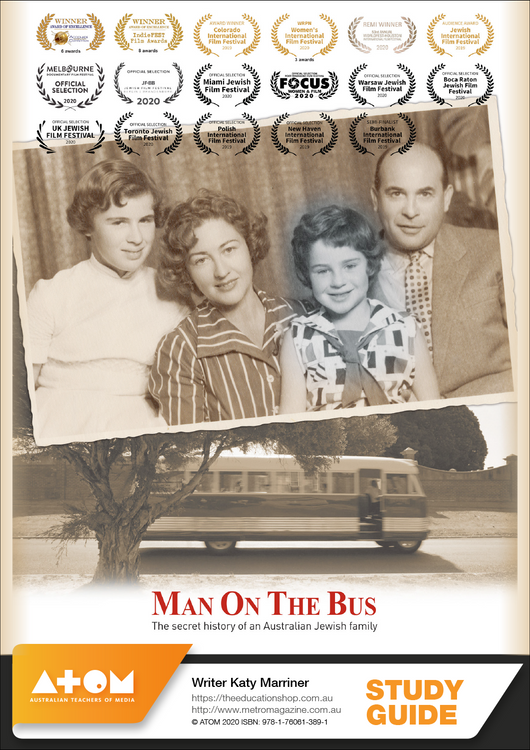 Man on the Bus (ATOM Study Guide)