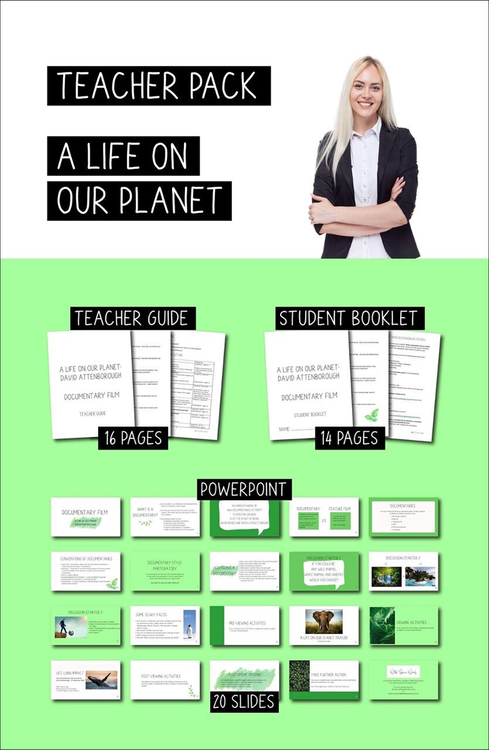 Life on Our Planet, A (Teacher Pack)