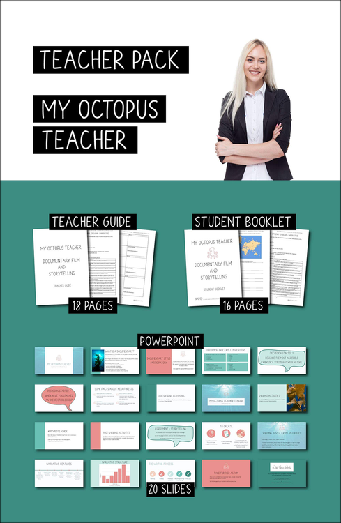 My Octopus Teacher (Teacher Pack)