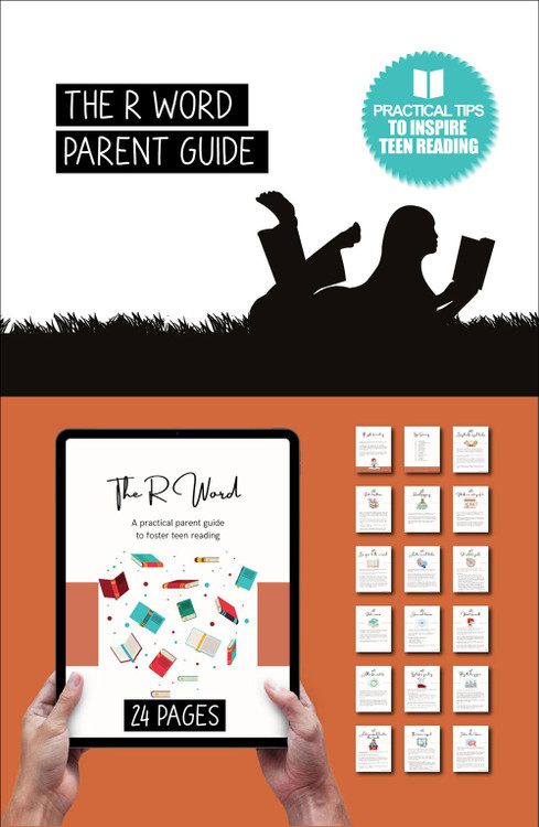 R Word, The (A Practical Parent Guide to Foster Teen Reading)