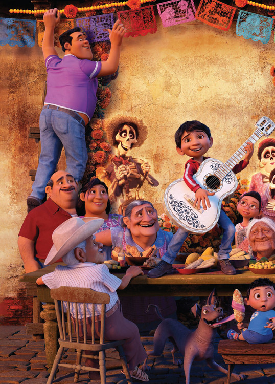 The Guitar Gently Weeps: Death and Memory in 'Coco'