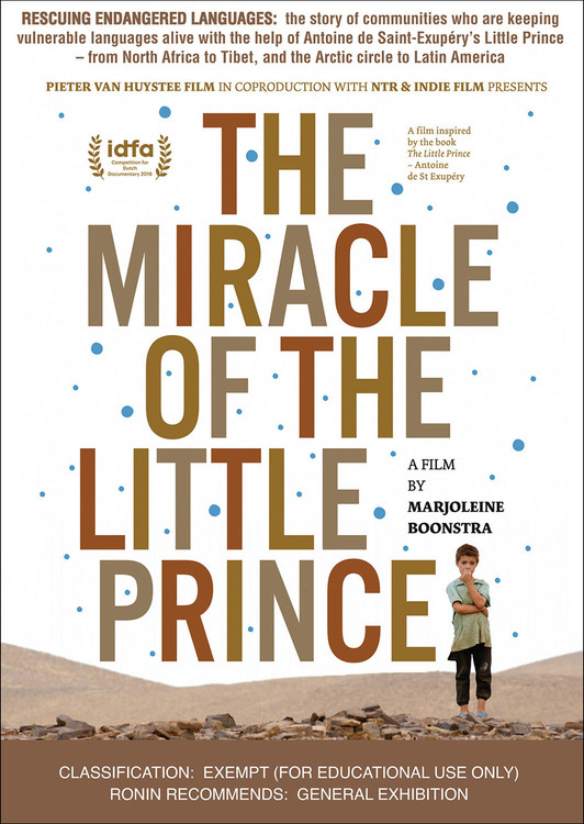 Miracle of the Little Prince, The (1-Year Rental)