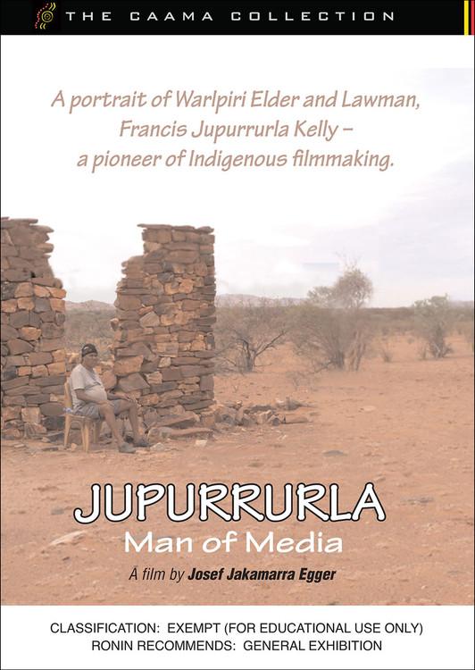 Jupurrurla: Man of Media (1-Year Rental)