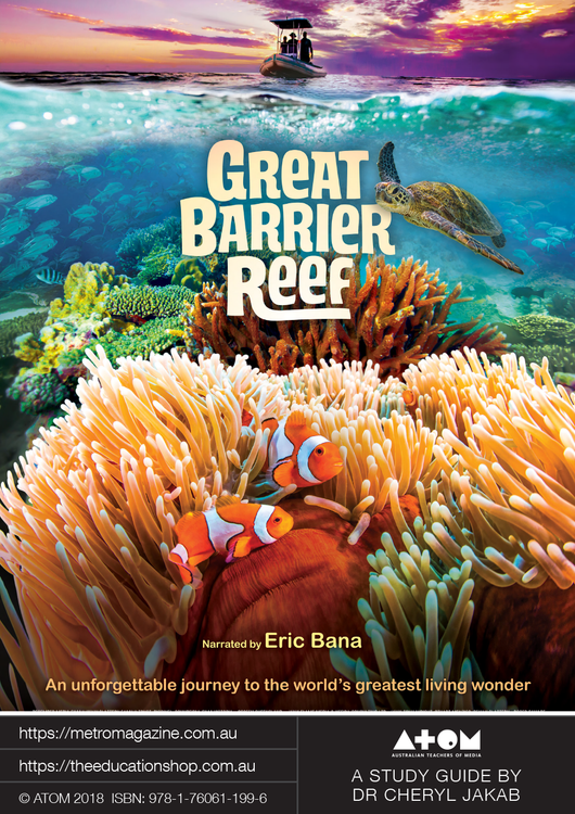 Great Barrier Reef (ATOM Study Guide)