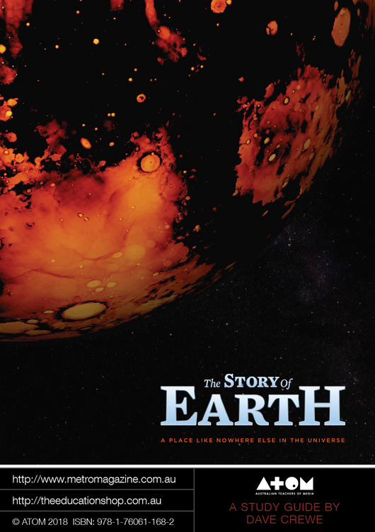 Story of Earth, The (ATOM Study Guide)