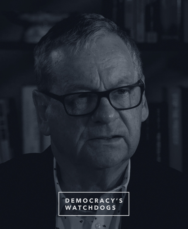 Democracy's Watchdogs: Chris Masters (30-Day Rental)