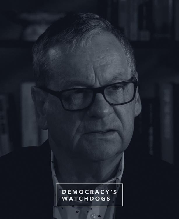 Democracy's Watchdogs: Chris Masters (1-Year Rental)