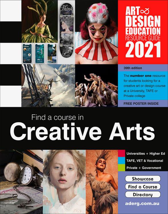 Art & Design Education Resource Guide (ADERG) 2021