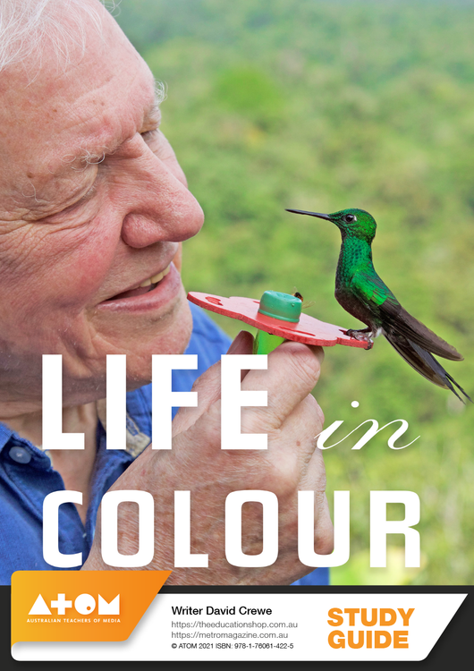 Life in Colour - Episode 1 (ATOM Study Guide)