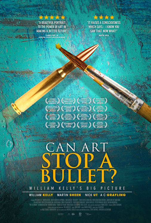 Can Art Stop a Bullet? (7-Day Rental)